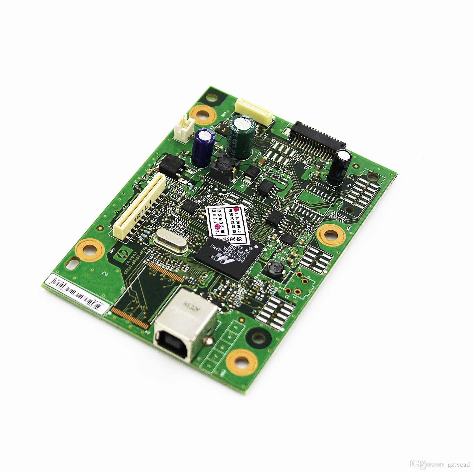 CE849-6200BL CE831-60001 FORMATTER PCA ASSY per HPLaserJet Pro M1136 M1139 M1132 usato Parti della stampante