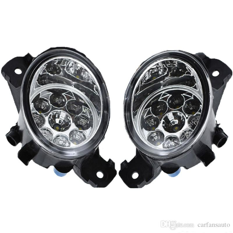 Новый противотуманный фонарь Сборка супер яркий противотуманный фонарь для Renault Clio 2/3 Laguna Modus Espace 4 Grand Modus Wind 2001-2015 Fog Fights