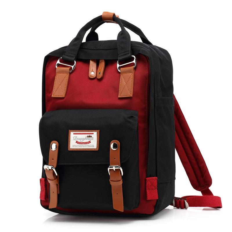 2019 Марк рюкзаки подростковых Водонепроницаемый рюкзак дорожной сумка Женщина Больших емкости бренд сумка для девочек Mochila