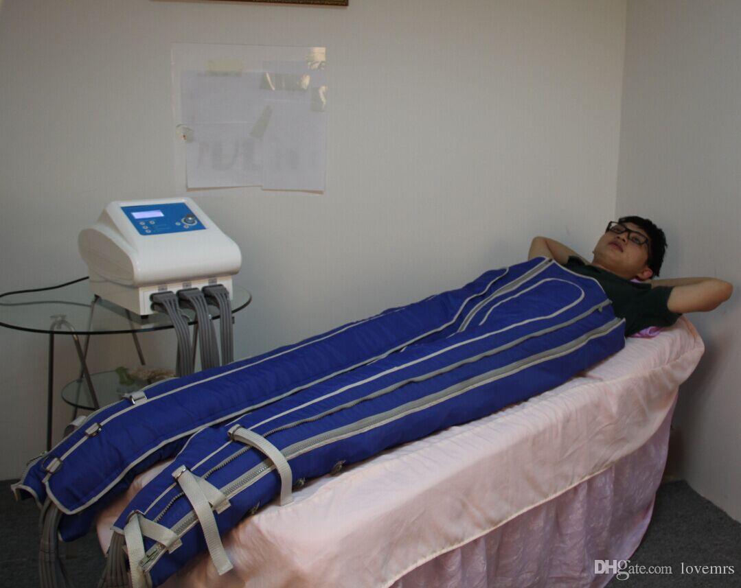 Air pressure Body Massage Body Detox Weight Loss slimming machine