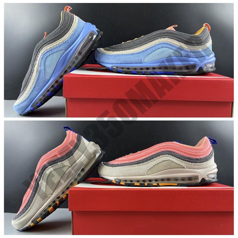 veludo 2020 reflexivo rosa Light Blue Men Women Running Shoes Mens instrutor Moda Sports Sneakers CQ7512-462 Tamanho 36-46