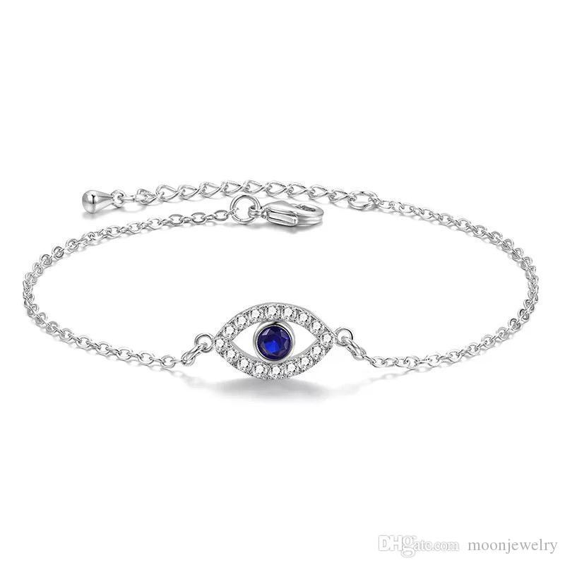 Hot Sale Demon Bracelet Simple Ladies Bracelet Fashion Personality Crystal Bracelet For Girlfreind Gift