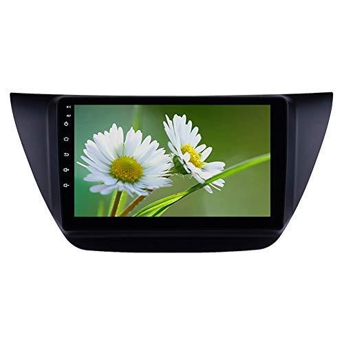 9 polegadas Android 9.0 Car GPS Navi Stereo para 2006-2010 Mitsubishi Lancer IX com AUX Bluetooth Suporte Retrovisor Camera OBD II
