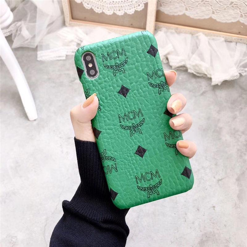 One Piece cas de téléphone de luxe de mode pour iPhone 6S 7 8 P X XS Célèbre Marque déposée logo Designer téléphone couverture arrière Pour cadeaux