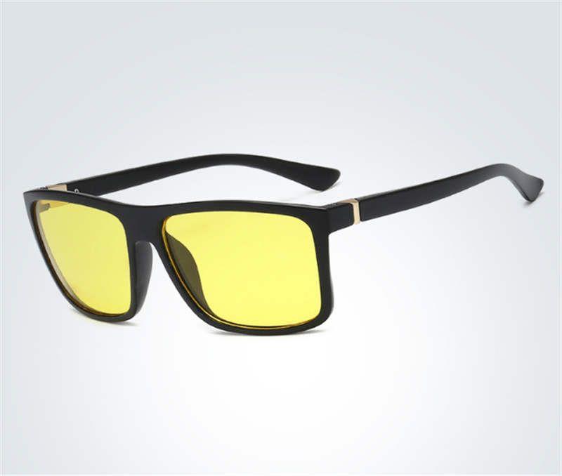gafas de sol de los hombres de las gafas de sol especiales para exteriores de conducción del conductor deportivo anti-UV gafas de sol 6625