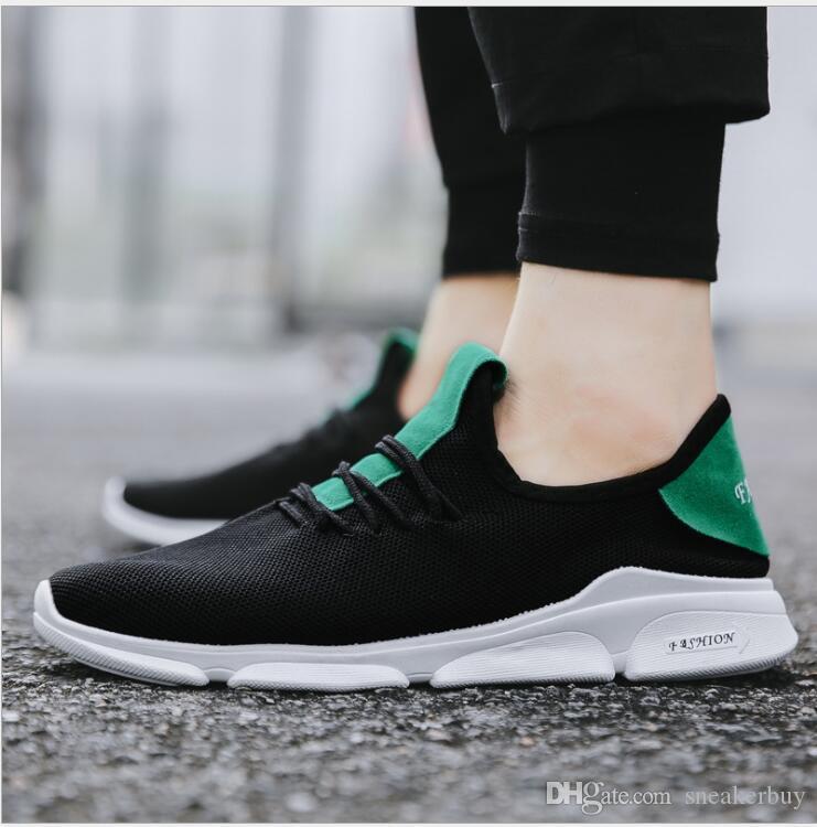 2020 Sale fresco ben assortita style5 bianco nero rosso colorato cuscino giovani uomini ragazzo scarpe da corsa a basso formatori Designer taglio Sport Sneaker