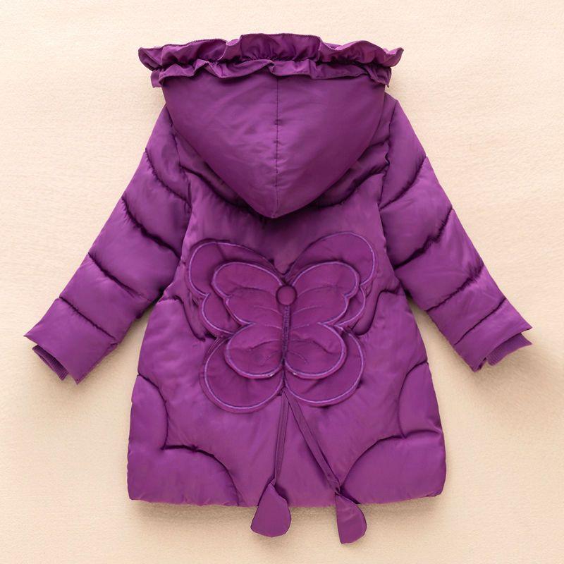 Chicas chicas niños niños abrigo niños invierno ropa exterior abrigos casual bebé niñas ropa otoño invierno parkas con capucha