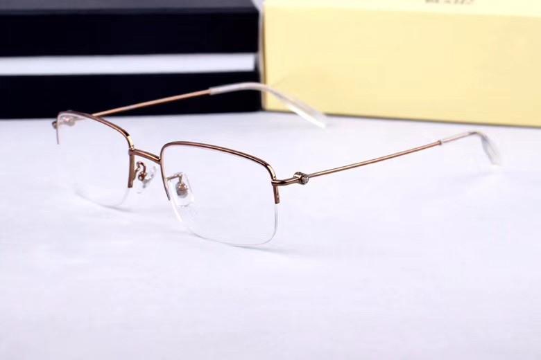 2020 A nova moda selvagens armações 0084OK caixa placa almofadas moldura de alta miopia nariz homens simples 53-19-145