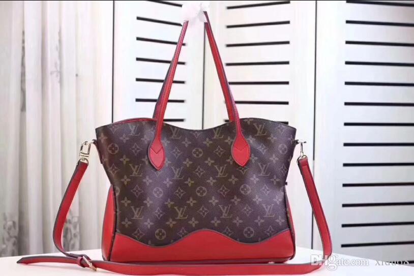 3pcs/set high qulity classic Designer womens handbags flower ladies composite tote PU leather clutch shoulder bags female purse with wallet2