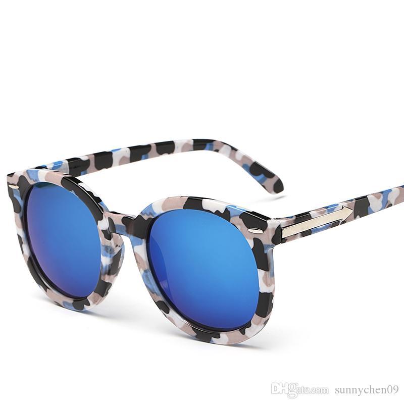 El más nuevo diseñador de la marca masculina muy barato gafas de sol femeninas para hombres y mujeres de cuadrado vintage retro de los vidrios de Sun