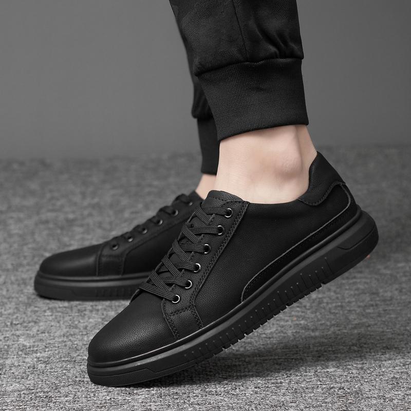 Erkek ayakkabı erkekler Flats Ayakkabı Rahat Gençlik Moda Erkek Ayakkabı Lastik Sole Erkekler Moda Sneakers Nefes Zapatos Hombre p4