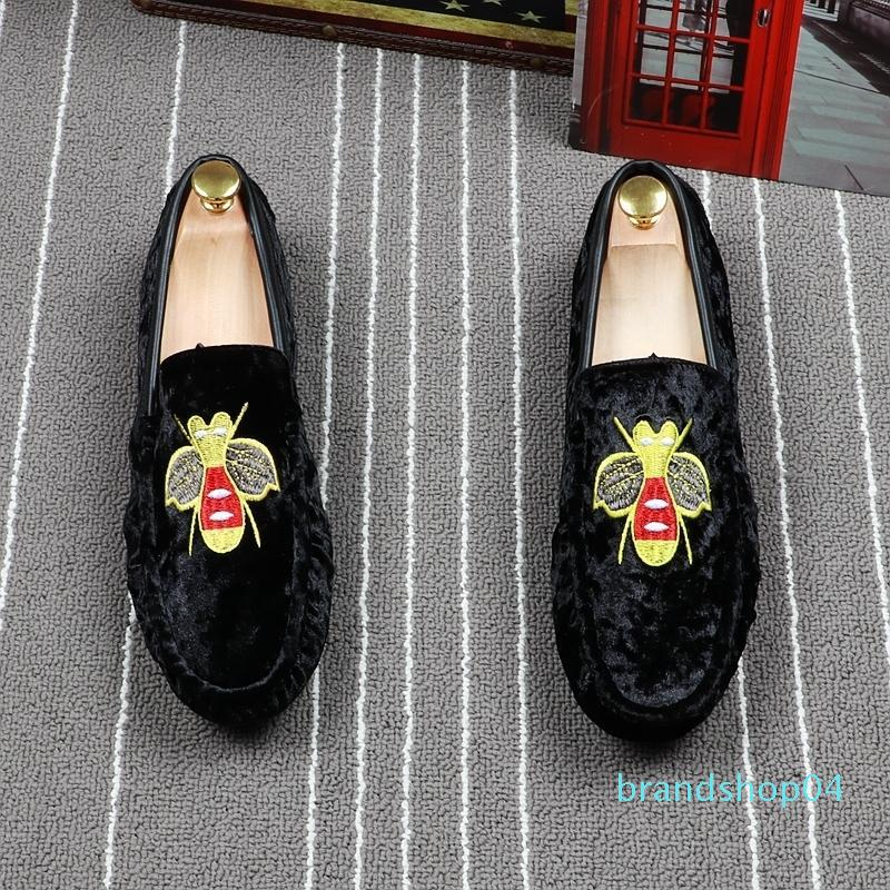 Fairy2019 Doug Male Set Weiche Sohle Carrefour Ventilation dawdler Schuh Frisur Designer-flache Schuhe