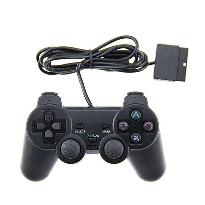 Wired Gamepad für Sony PS2-Controller für Playstation2 Joystick Gamepad für PS2 Gaming Joypad