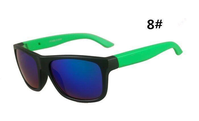 Gafas de hombre 2019 gafas de sol de buena calidad Mejor bonito deporte fresco hombres moto gafas de ciclo de la bicicleta de la motocicleta de la moda a todo color 4177
