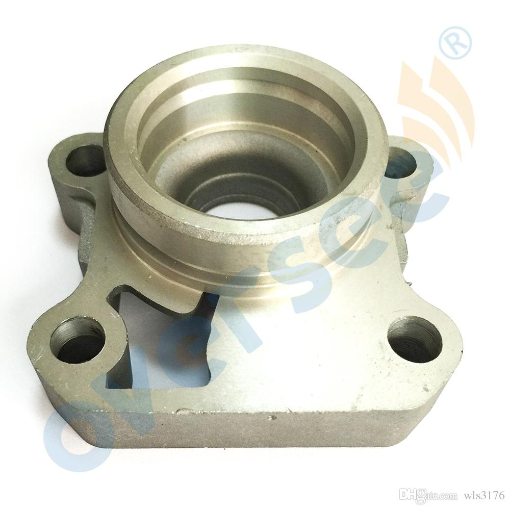 OVERSEE Water Pump Housing 6D8-WS443-00-00(688-44341-00-94) Case for fitting Yamaha 75/85/90HP engine Outboard Engine
