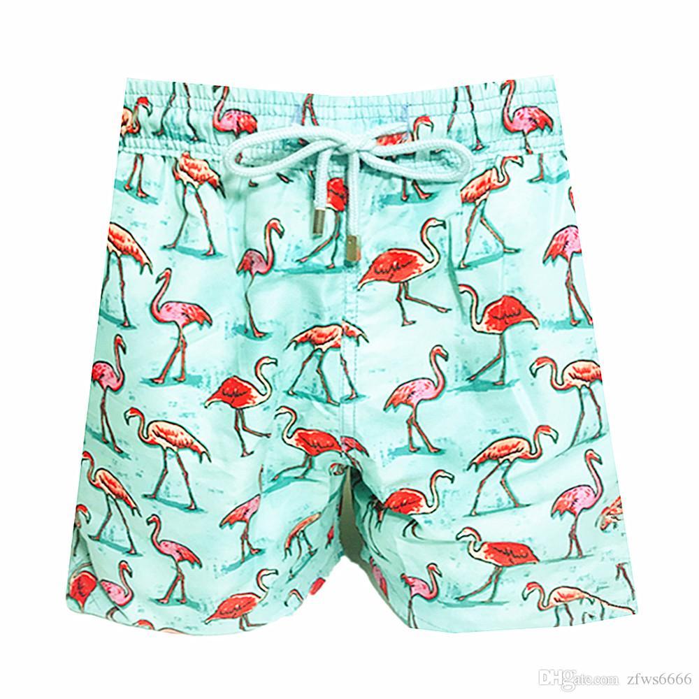 Pantaloncini da spiaggia uomo Vilebrequin Pantaloncini Vilebrequ 0059 marca Costumi da bagno polpo stelle marine Stampa tartaruga Pantaloncini da bagno uomo Asciugatura rapida Vilebre