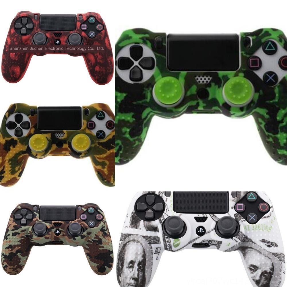 166OX Ersatz PS4 Oberschale PlayStation Fall-Abdeckung für Shell Dualshock 4 Plating-Controller