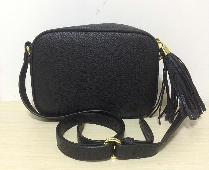 Novos bolsas de estilo com bolsa bolsa de moda saco de mulheres alta discoteca de qualidade do ombro PU SOHO Tassel Poeira Womens Gscro