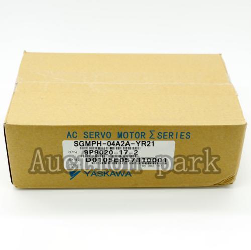 1PC NEW IN BOX Yaskawa servo Motor SGMPH-04A2A-YR21 one year warranty