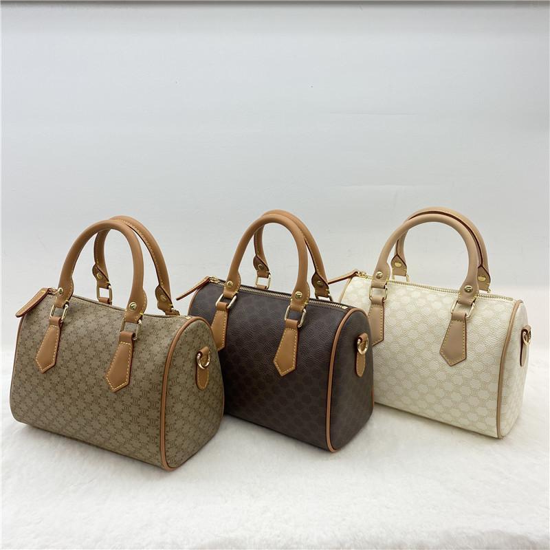 las mujeres calientes de la venta de moda bolsos de la señora del bolso bolsos de cuero del bolso de hombro 30cm Cruzado Bolsas para mujeres bolso monedero femenino