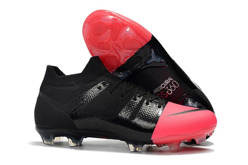 a7af6ce39 2019 Hot Original Brand Mercurial Greenspeed 360 FG Soccer Shoes Fashion  Cr7 Football Boots Sneakers For Men Black Pink Green Red From Kevinjersey