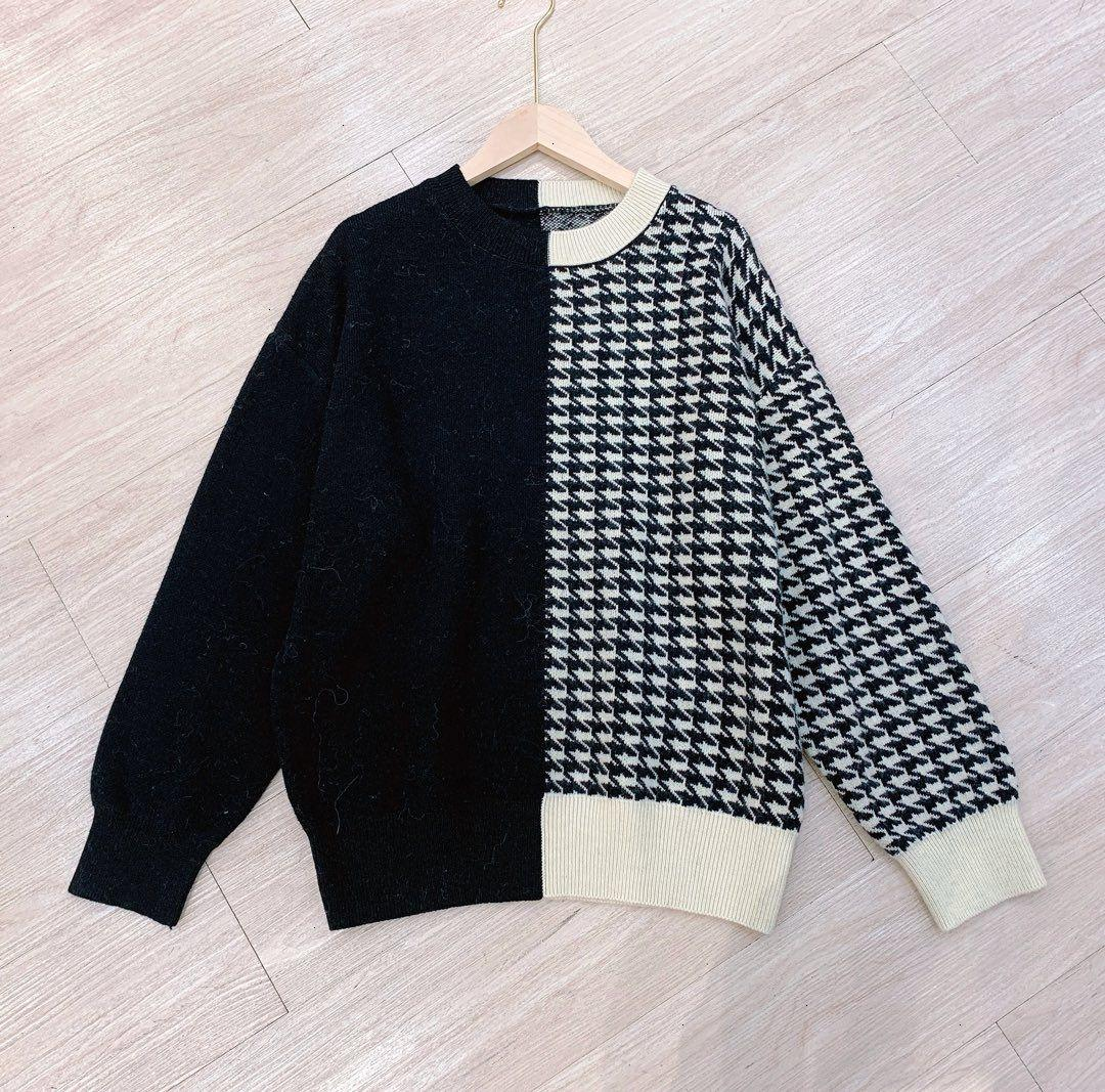 taille pull casual de mode femmes chaud confortable S-L WSJ001 # 112082 de imilsp