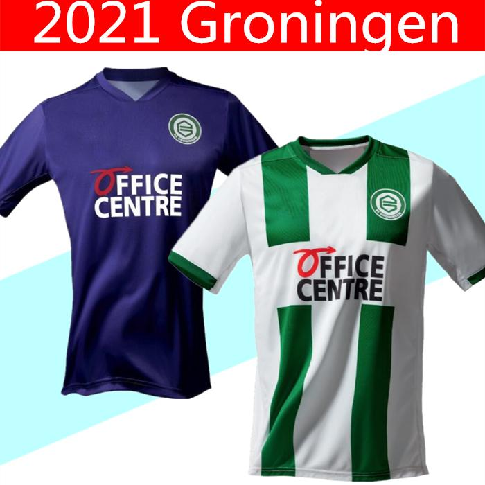 2021 20 21 Fc Groningen Soccer Jersey Home Away Robben 2020 2021 Groningen Deyovaisio Zeefuik Daishawn Redan Football Shirt Maillot De Foot From Football1718 13 87 Dhgate Com