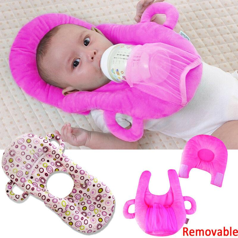2019 Newest Hot Baby Portable Detachable Feeding Pillows Self-Feeding Support Baby Prevent Flat Head Pillow