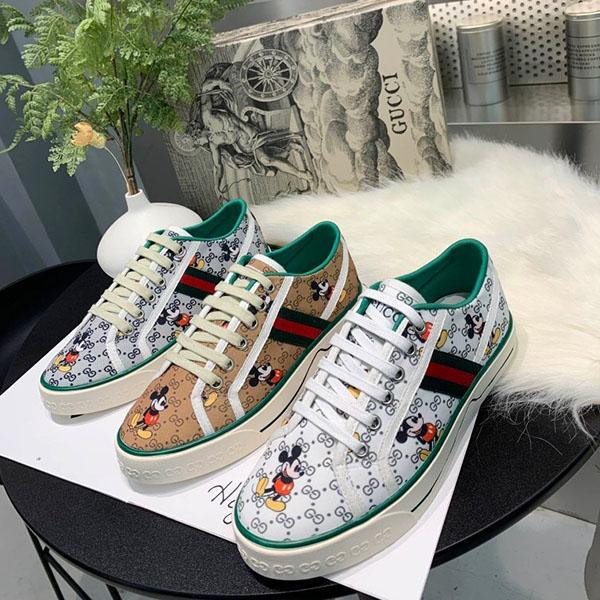 Best Selling Classic Luxury Women Casual Shoes, Embroidered Letters,  Printing Cartoon Shoes Womens Tennis Shoes Fashion Running Sneakers Dress  Shoes