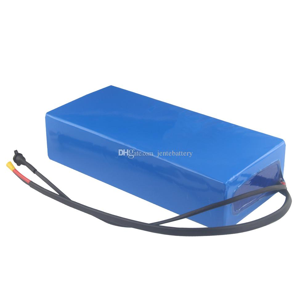 48V 20AH 48V 20AH E-Bike Waterproof PVC Lithium Battery with Charger for 1000 Motor USA Warehouse Hot Sale