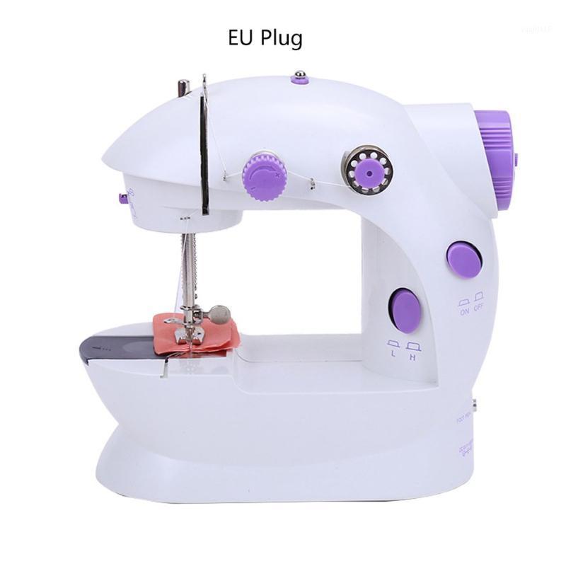 Творческая Бытовые мини швейной машины Малой Автоматическая Micro Mini Small Электрический Шитье Machine1