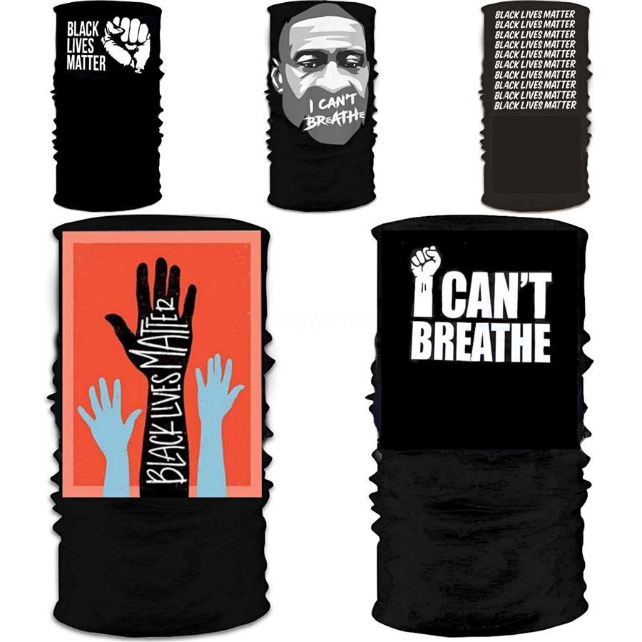 I Cant respirare! Mountain Bike Accessori Maschera prova esterna senza saldatura Vento Movimento foulard magico Cavaliere Designer Scarf 1 # 906