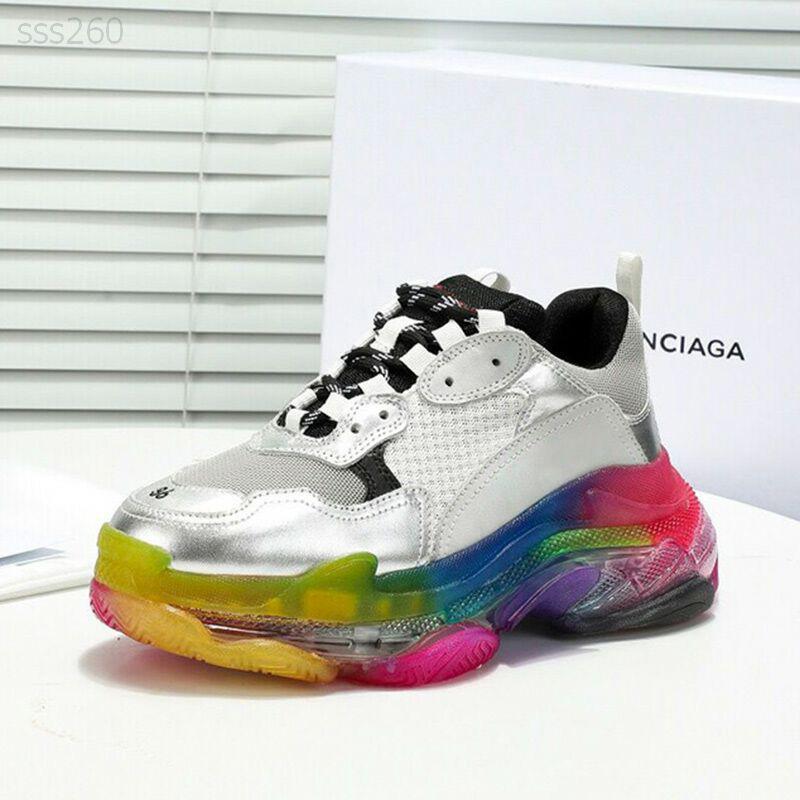 Bester Verkauf 2020 neuer Großzügige Europa und Amerika Sneaker Lace-Up Casual Schuhe für Männer Frauen Beige Schwarz Sport-Schuh-Größe 39-45
