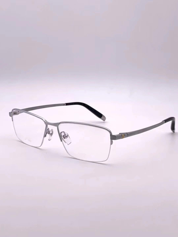 Vintage retro popular 19882 de los hombres gafas de diseñador del logotipo brillante de oro del estilo del verano láser chapado en oro vienen con el caso 55-15-145