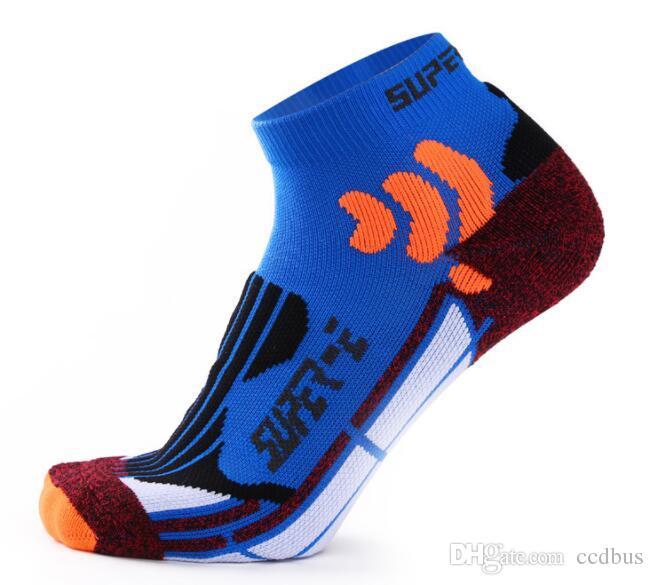 2019 USA new high elastic crew socks elite basketball football soccer sport mid-calf length crew sock terry towel kd socks for men #104