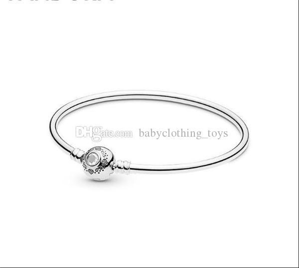 100 Real S925 Sterling Silver Charms Bracelets Princess Jasmine Aladdim Bracelet Fit For Pandora European Diy Bead Charms Jewelry Bangle From Babyclothing Toys 14 98 Dhgate Com