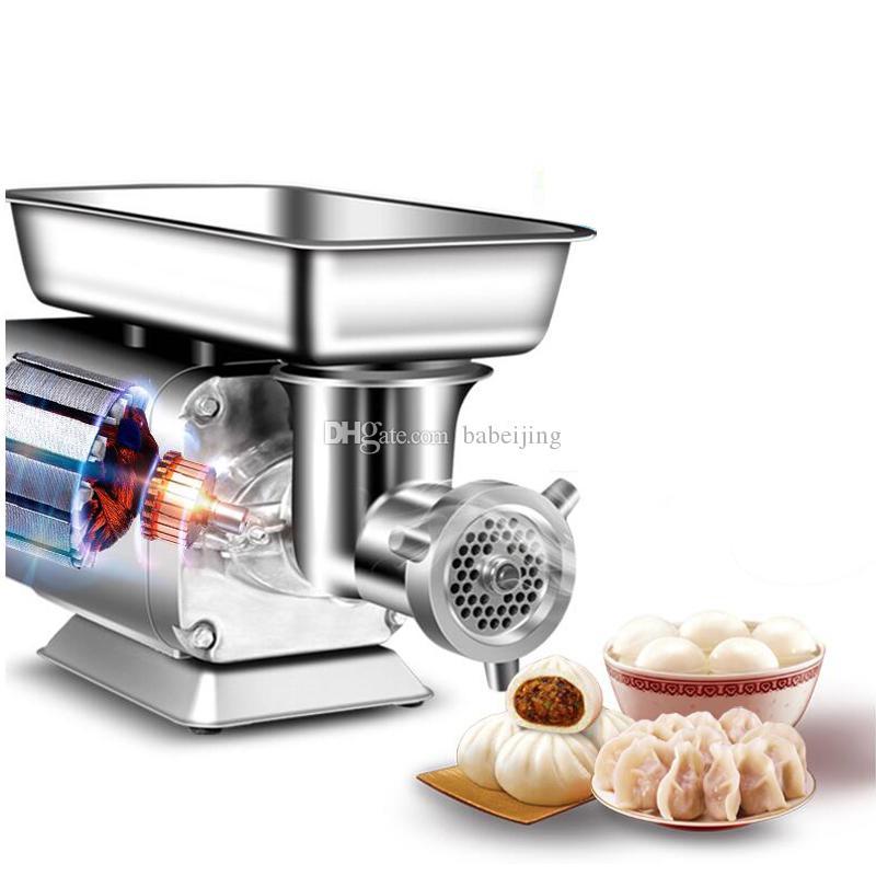 Nuova cucina multifunzione Tritacarne Commercial Desktop Sausage Stuffer Tritacarne Heavy Duty delle famiglie Tritacarne 1100W