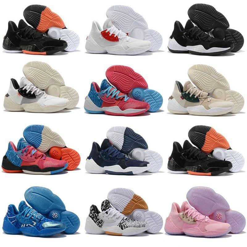 4 Barbershop Zapatilla de Baloncesto Adidas Harden Vol