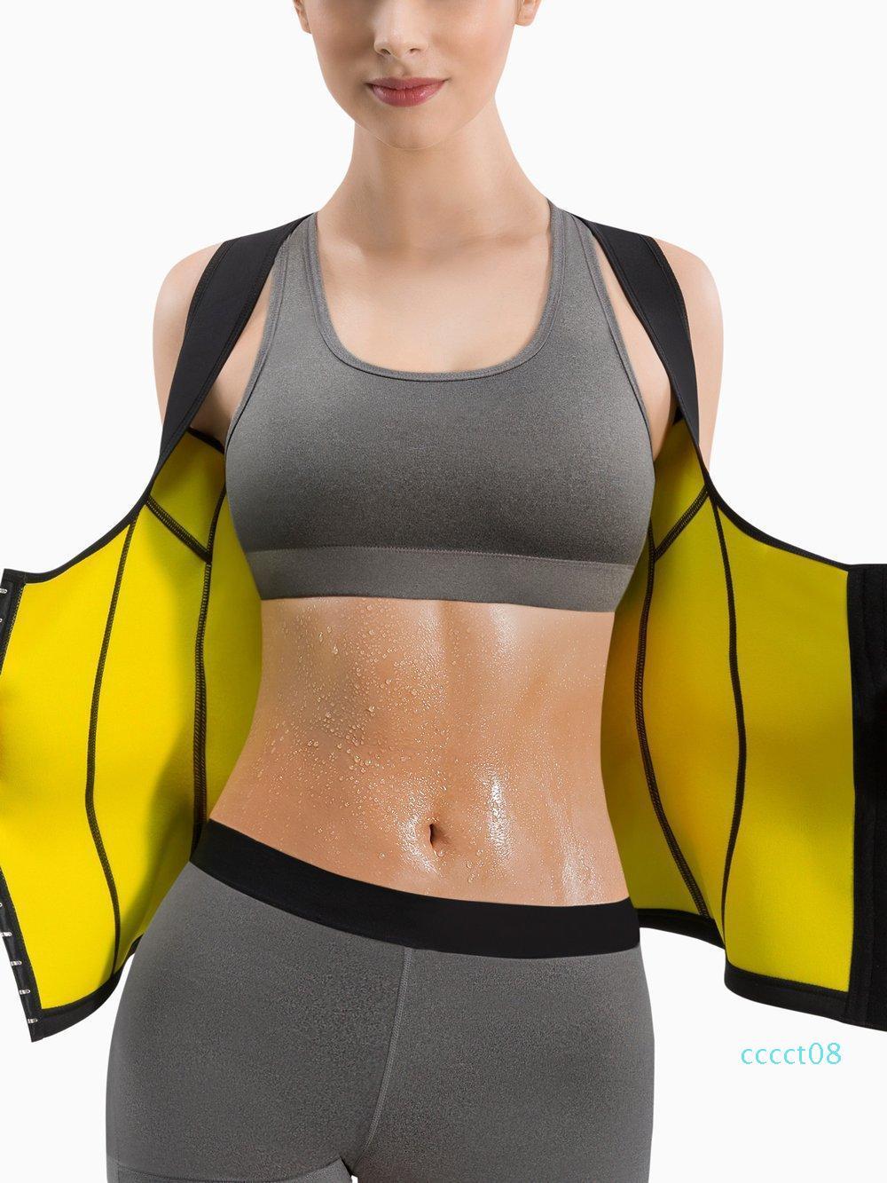 Vente chaude du corps jaune Corset Rose Shaper taille Body Trainer Shaper Corsets Minceur Ceinture Bodysuit amincissants formation Cincher En stock CT8