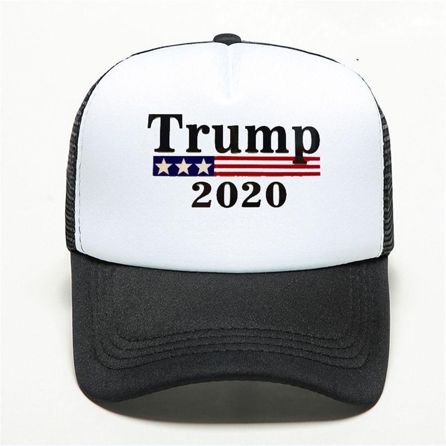 Donald Trump 2020 Baseball Cap Faire Amérique Grand Encore une fois Chapeau avec broderie Keep America grand président Trump Cap Dropshipping # 427