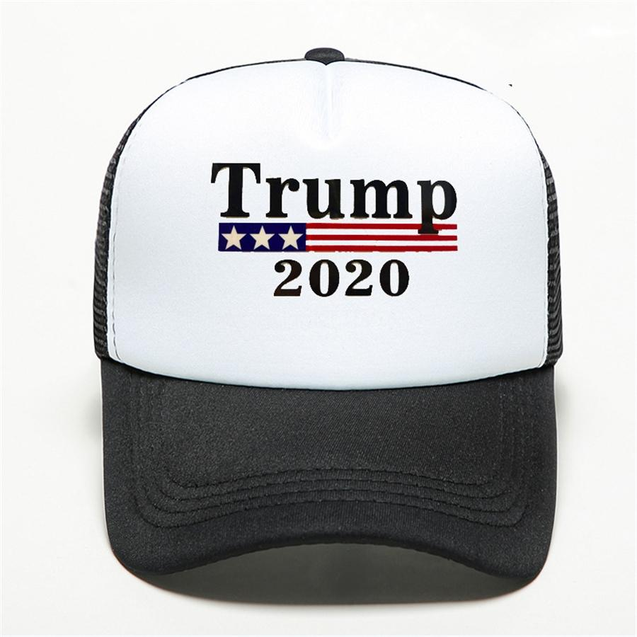 Donald Trump 2020 Berretto da baseball rendere l'America Grande Cappello Anche in questo caso con ricamo Keep America Grande Presidente Trump Cap Dropshipping # 427