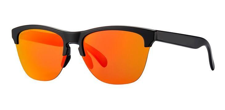 Summe homem polarizada óculos de sol transparente framCycling óculos de sol moda óculos de proteção UV óculos de condução Cool óculos de sol navio livre