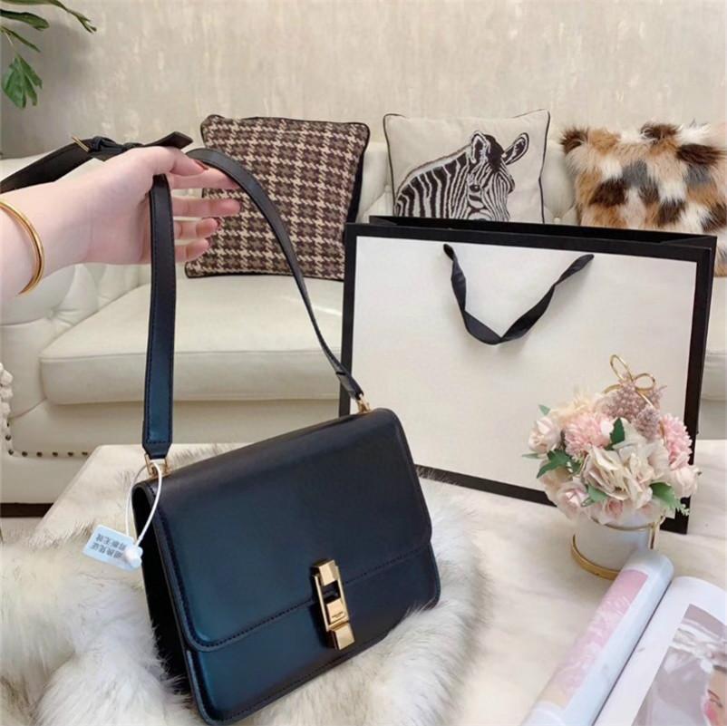 Vente chaude design de haute qualité Mode Femmes Sacs Portefeuilles Crossbody Bag Sacs à bandoulière Messenger Tote Bag # bourse Y7H3