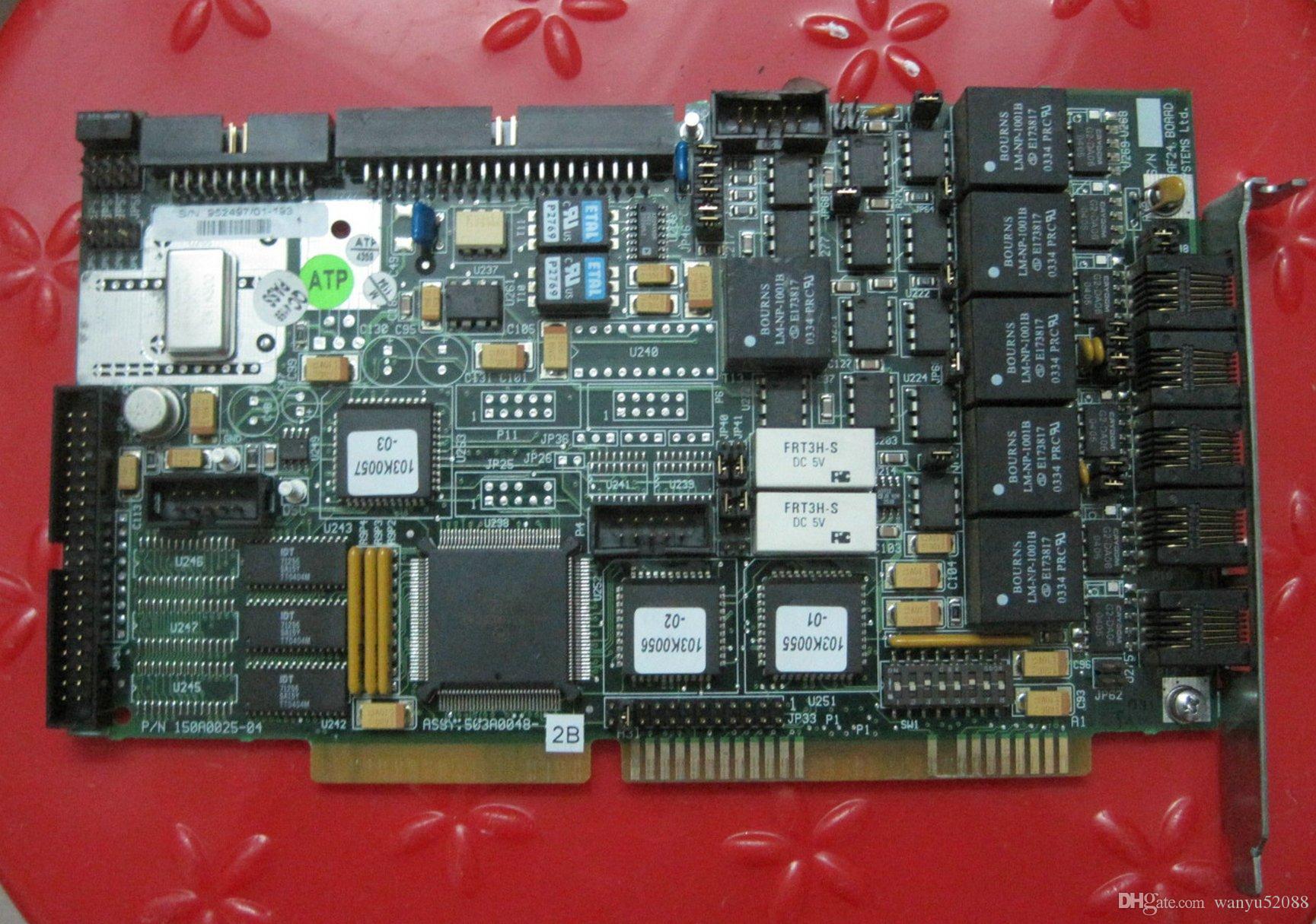 100% испытала работу Идеально подходит для Nice LAF24 Audio Card 150A0025-04 503A0048-2B