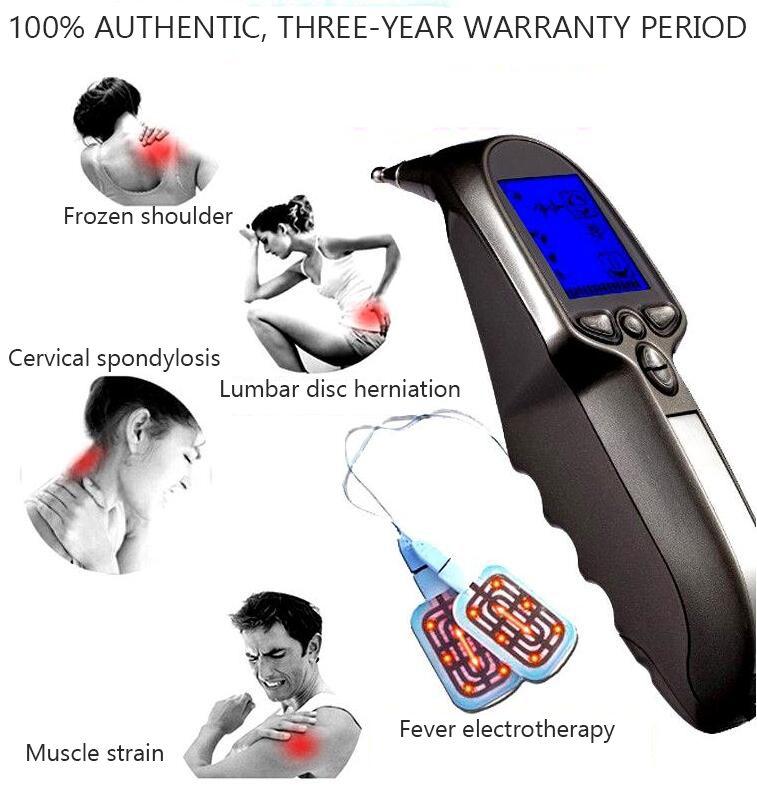 Mikrobilgisayar Teşhis Terapi Aparatı, alt sağlık akupunktur kalem