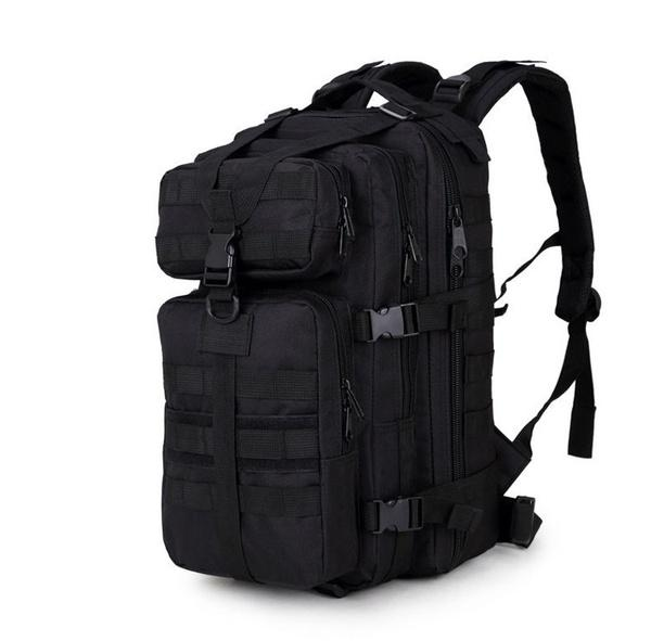 acu Outdoor Military Tactical Assault Sac à dos avec Molle-Bug-Out-bag