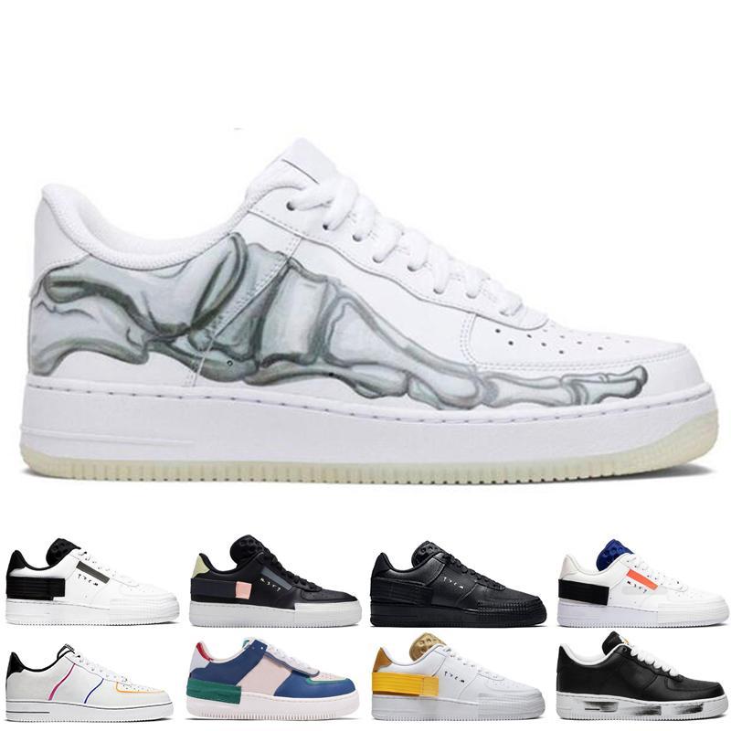 hommes de mode femme 1 Chaussures de course utilitaire volt noir Zinnia olive squelette pâle Ivoire Hommes planche à roulettes chaussures chaussures femmes 2020 Sport