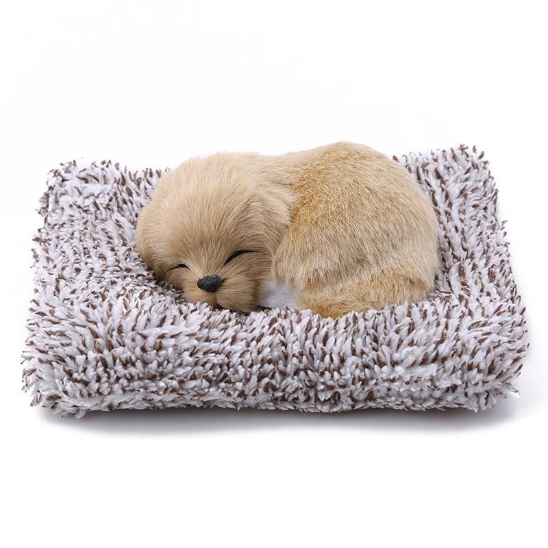 Stuffed Toys Lovely Simulation Animal Labrador/Husky Doll Plush Sleeping Dogs Toy Kids Toy Decorations Birthday Gift Children
