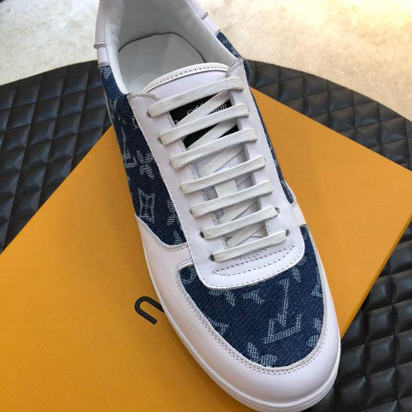 2020 lüks erkek spor ucuz en kaliteli erkek moda spor ayakkabıları erkek spor ayakkabıları beyaz deri platform ayakkabılar