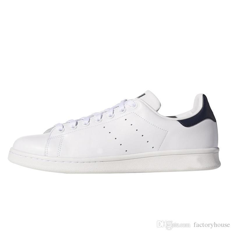 Новые прибытия зебра полосы Стэн обувь для мужчин и женщин мода кроссовки повседневная Спорт любителей кожи Смит обувь Zapatos Mujer большой размер 36-44
